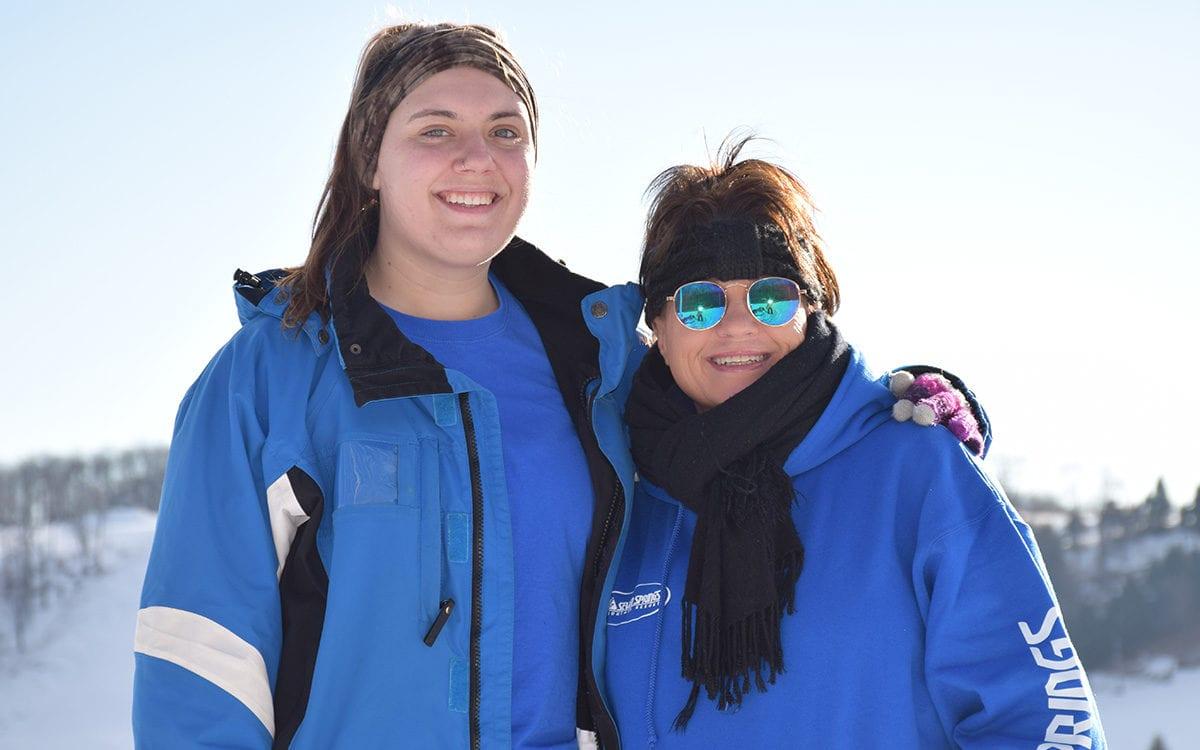 Employees at Seven Springs Mountain Resort
