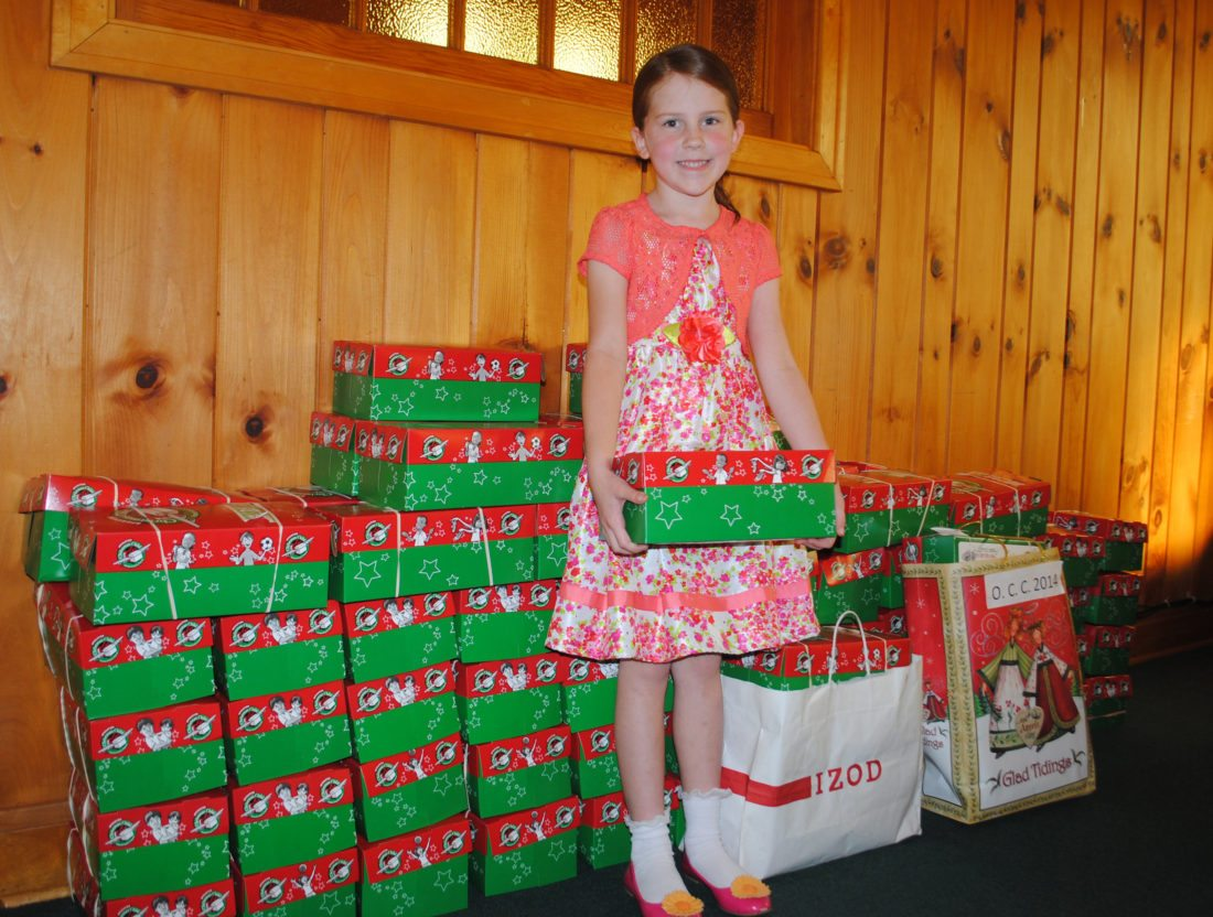 Operation Christmas Child charity seeks shoebox gift donations ...