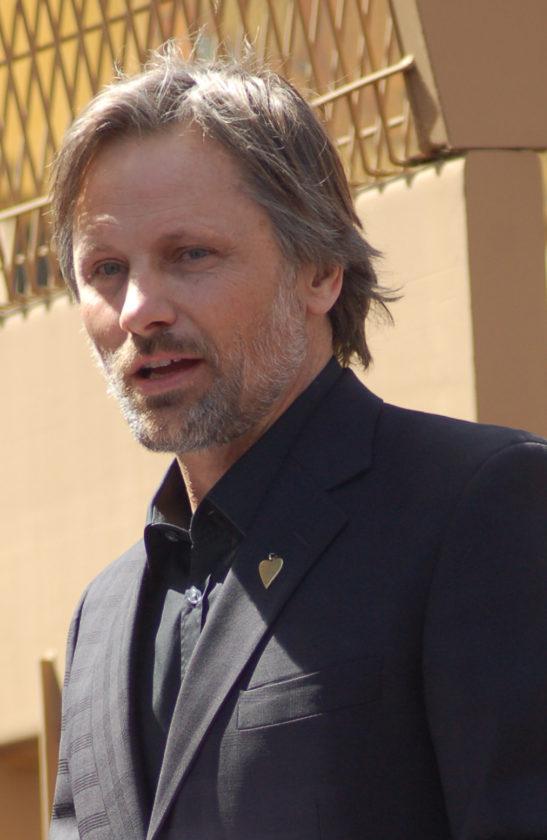 Viggo Mortensen (Photo provided via Wikimedia Commons)