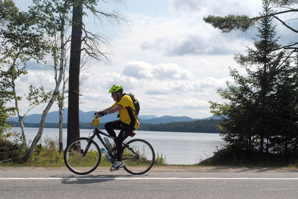 Adirondack Bike Tour
