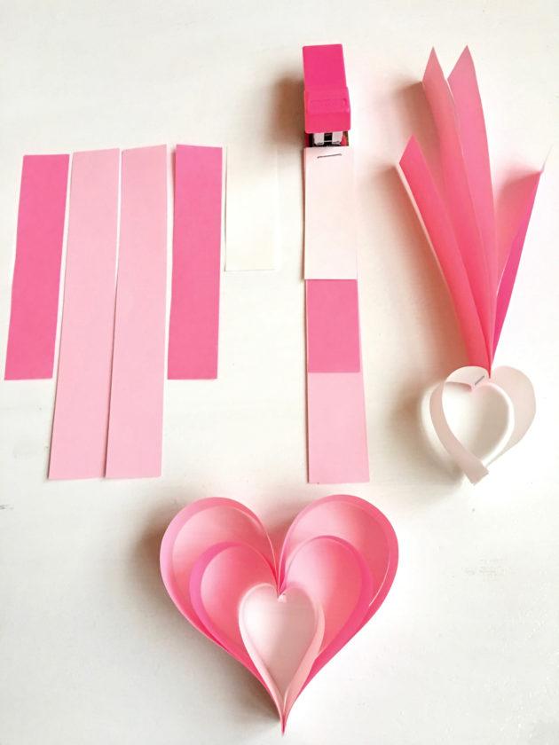 Decorative Paper Strip Heart News Sports Jobs Adirondack Daily