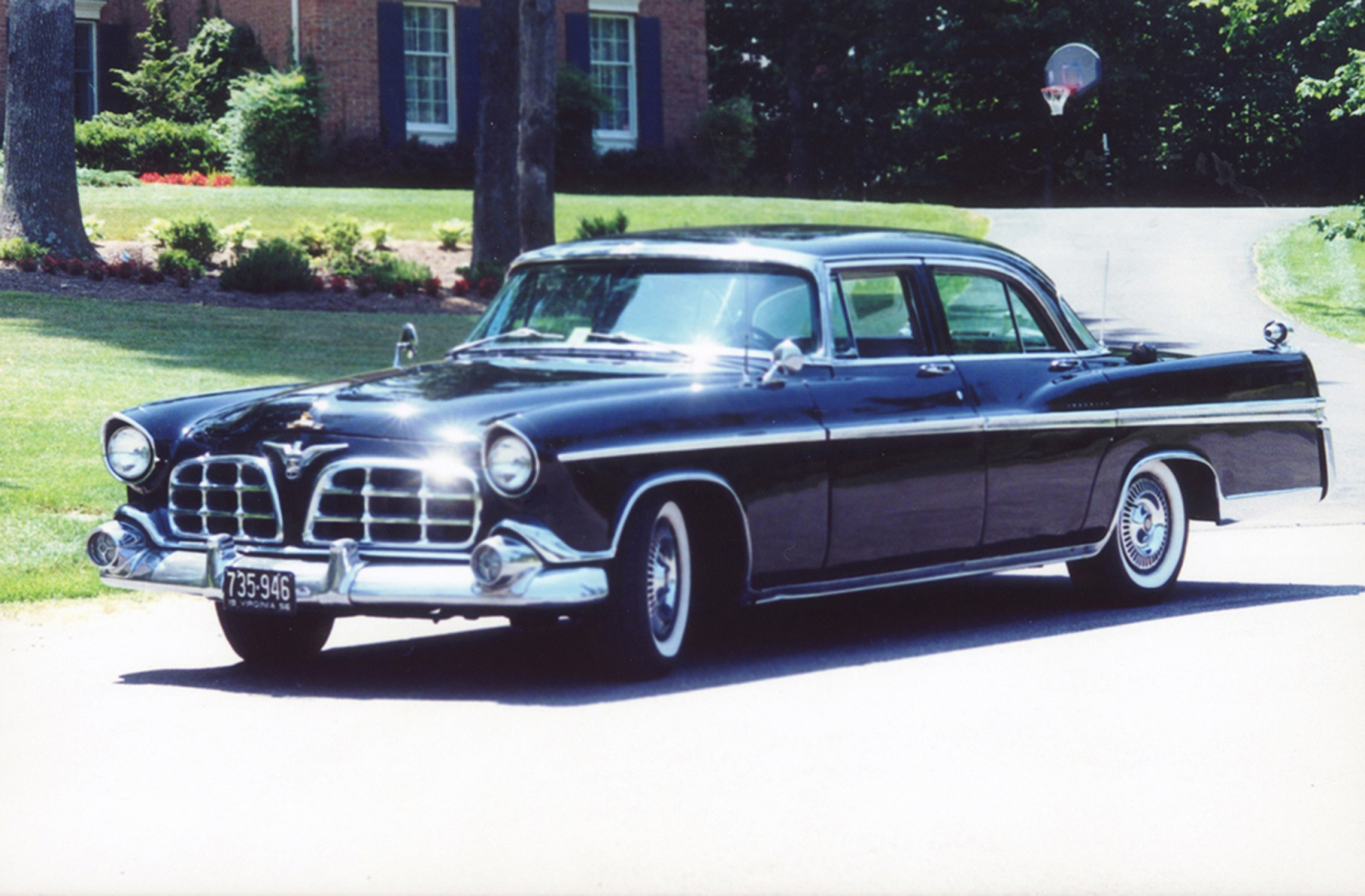 1956 chrysler imperial interior images - 1956 Chrysler Imperial Fifties Tailfin Flair News Sports Jobs Adirondack Daily Enterprise