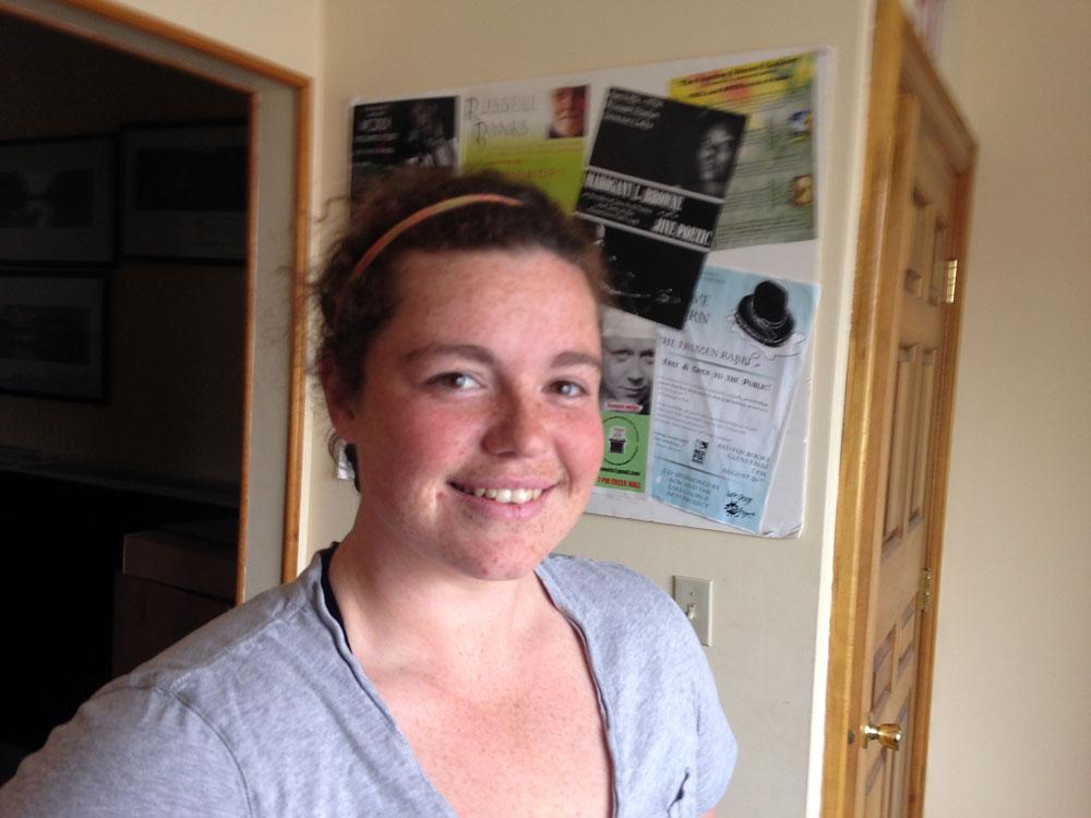 Baylee Annis (Enterprise photo — Peter Crowley)