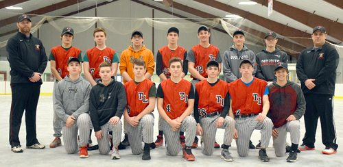Tupper Lake baseball team (Enterprise photo — Justin A. Levine)