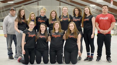 Tupper Lake softball team (Enterprise photo — Justin A. Levine)