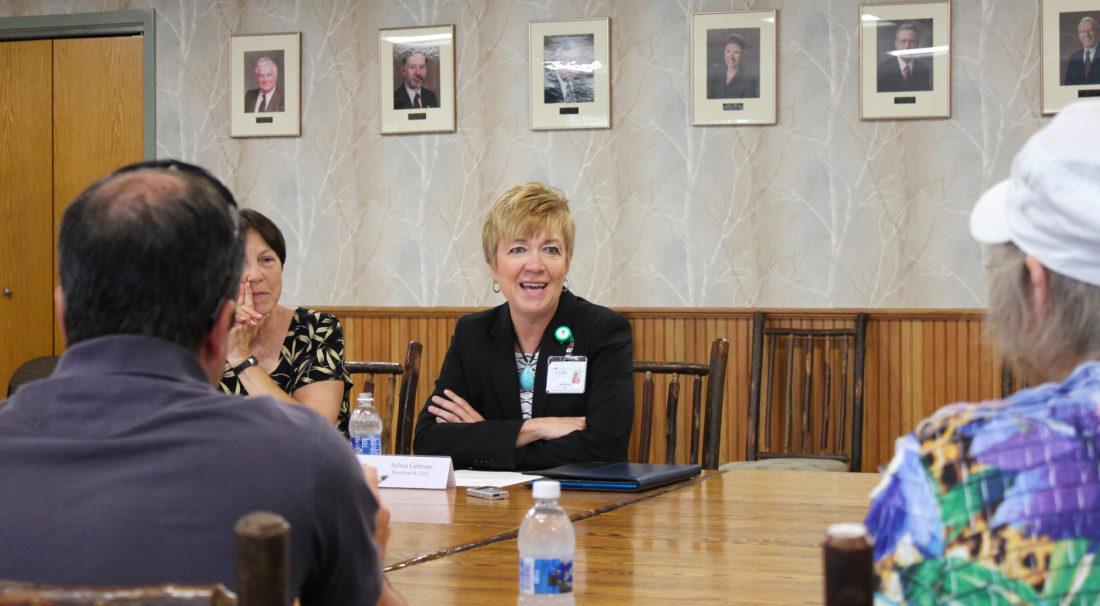 Adirondack Health CEO Sylvia Getman (Photo provided)