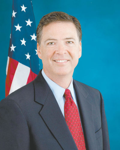 James Comey (Official photo)