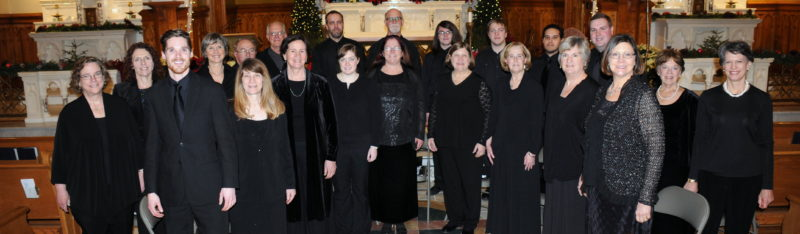 The Northern Adirondack Vocal Ensemble (Photo provided)