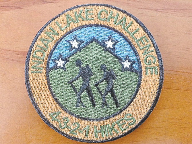 IndianLakeHikingPatch