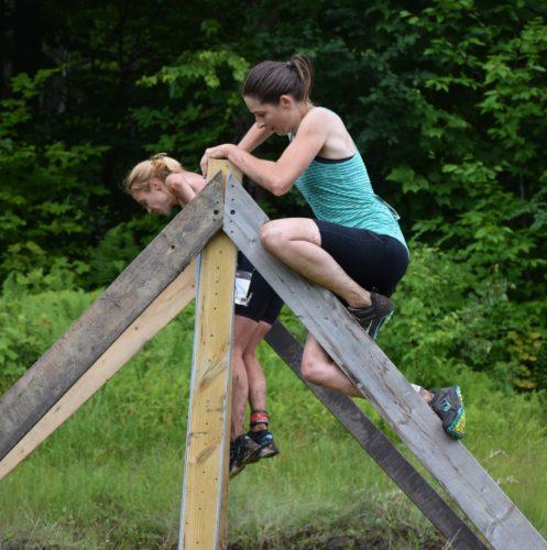 Participants make their way through a past Warrior Run course. (Enterprise photo — Justin A. Levine)