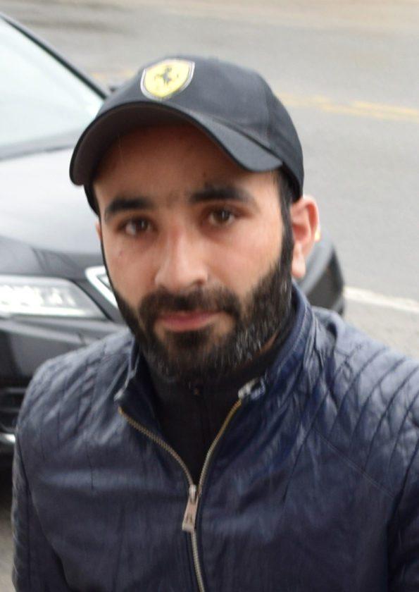 Tanveer Hussain (Enterprise photo — Chris Knight)