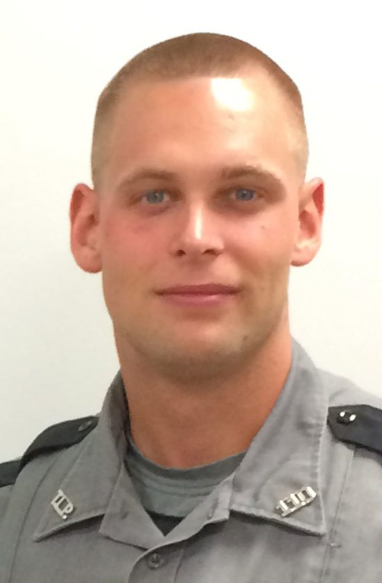 Tupper Lake village police Sgt. Matthew Dana (Photo provided)