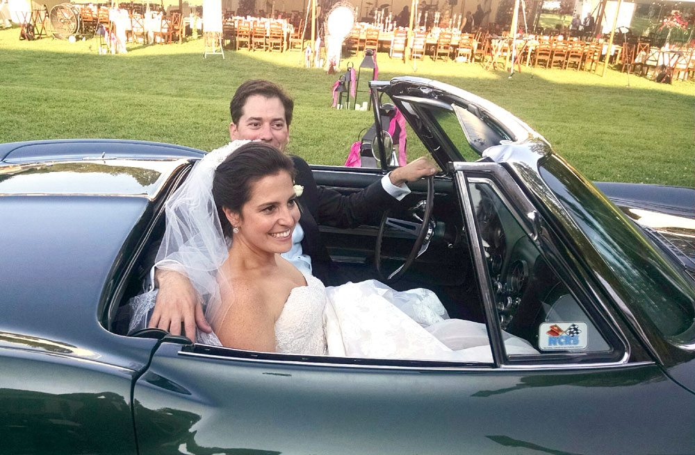 Saranac Laker officiates at Stefanik's wedding | News ...