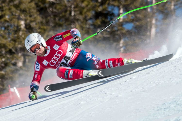 Andrew Weibrecht (Photo provided by U.S. Ski and Snowboard Association)