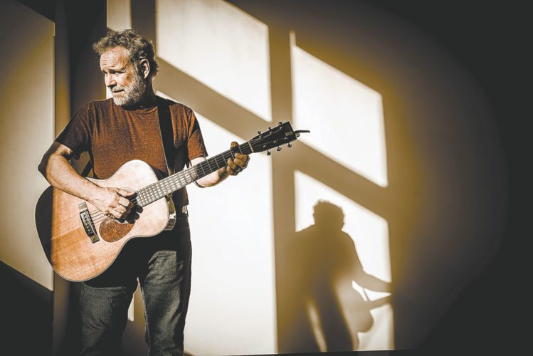 John Gorka will perform at BluSeed Studios,  24 Cedar St., Saranac Lake at 7:30 p.m. Friday,  Sept. 8. His last sold out show at BluSeed brought the audience to their feet multiple times throughout his performance. Seating is limited and advance purchase is advised. A complimentary coffee bar and refreshments will be served at intermission. Admission is $25. (Photo provided)
