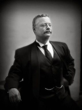 Joe Weigand as President Theodore Roosevelt (Photo provided)