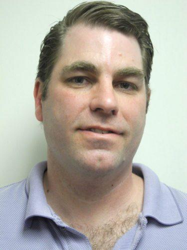 Mark Gillis in March 2012 (Enterprise photo — Chris Knight)