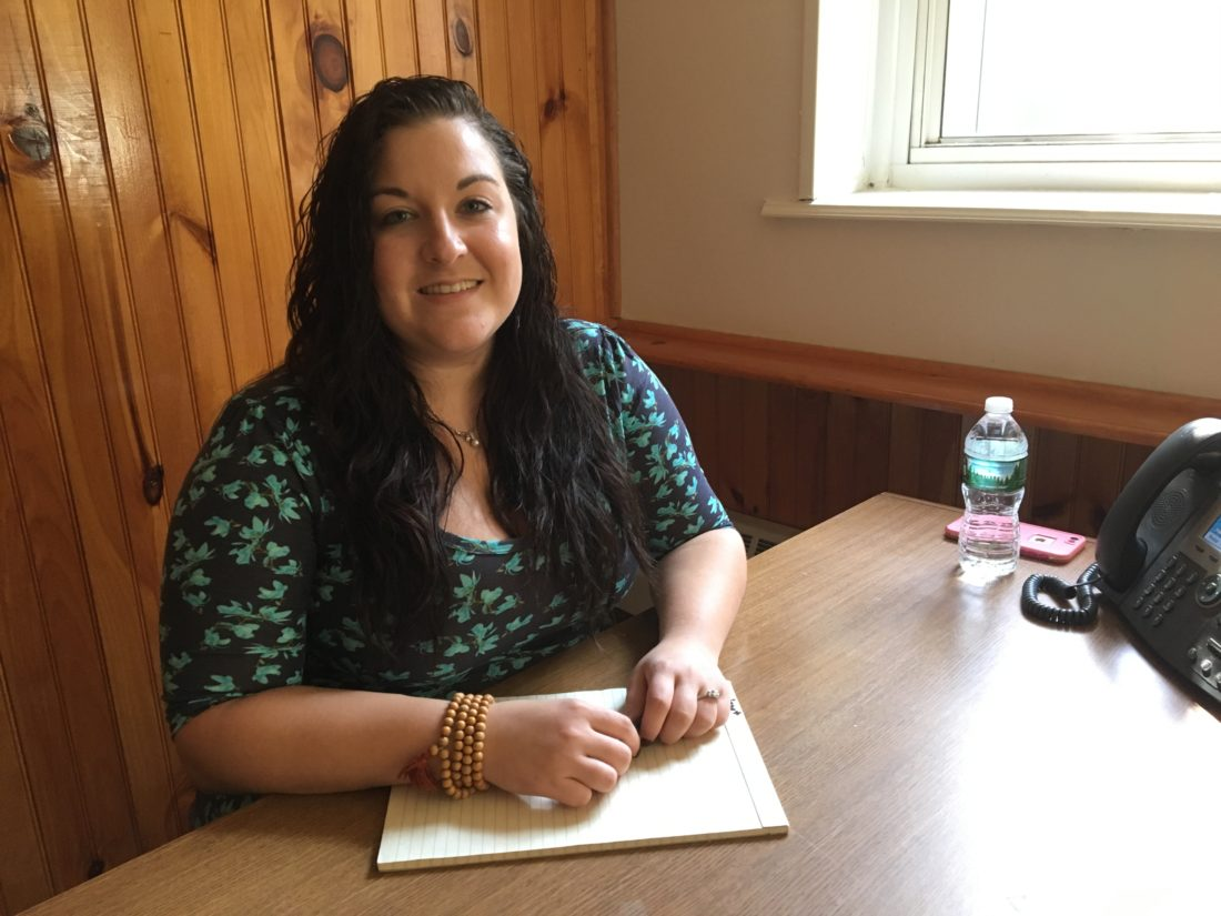 Citizen Advocates' counselor Shanzy Carter-Martinez is available to meet with North Country Community College students at her office in Hodson Hall on the college's Saranac Lake campus. (Photo provided)