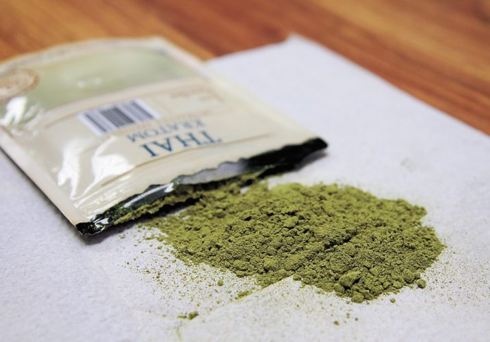Kratom, a Southeast Asian plant in the coffee family, is currently under investigation by the Food and Drug Administration after the Drug Enforcement Agency considered reclassifying it as a Schedule I drug. 	   (Enterprise photo — Aaron Cerbone)