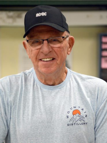 Tom Kilroy (Enterprise photo — Lou Reuter)