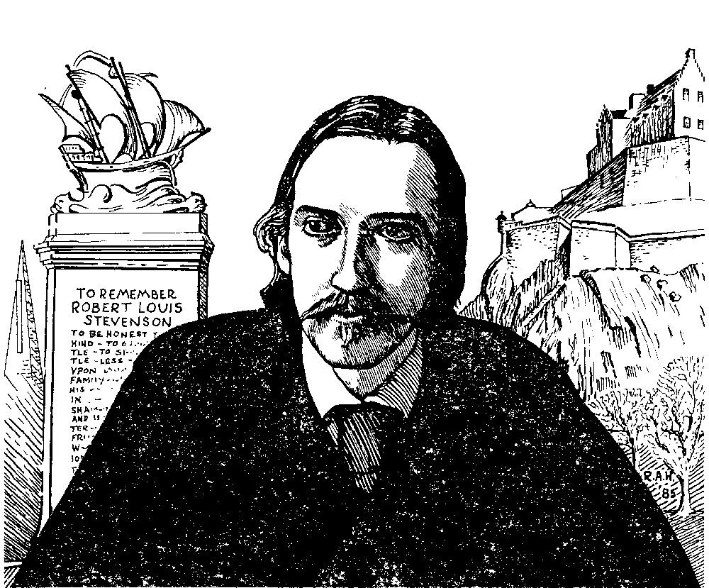 Robert Louis Stevenson (Image provided)