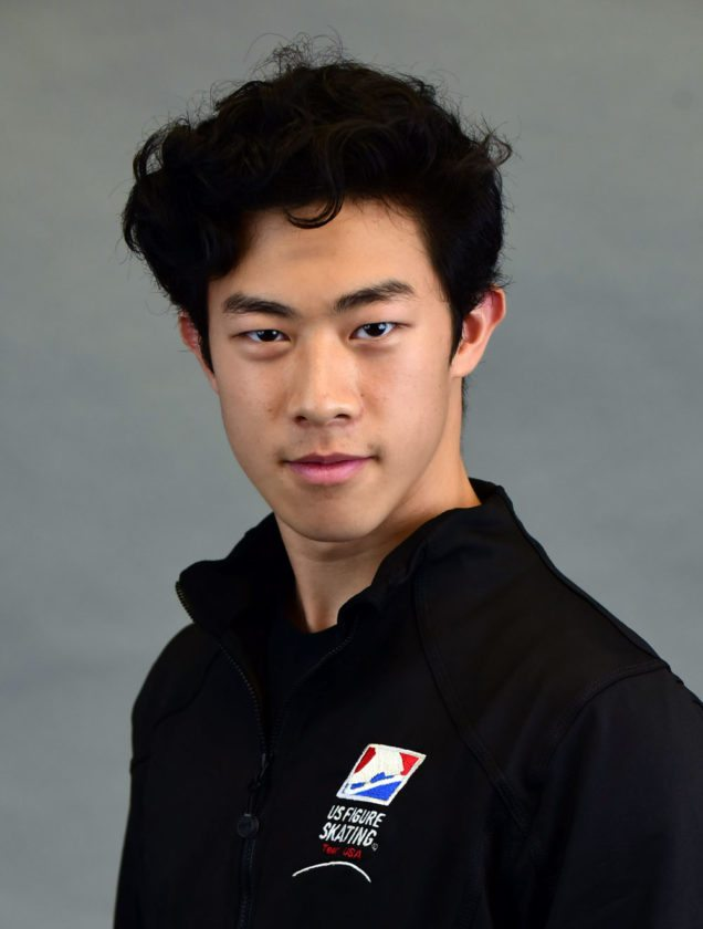 Nathan Chen is the 2017 U.S. national champion. (Photo provided)