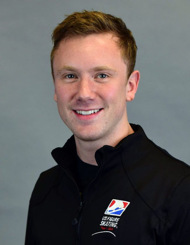 Ross Miner of Vermont trained in Lake Placid. (Photo provided)