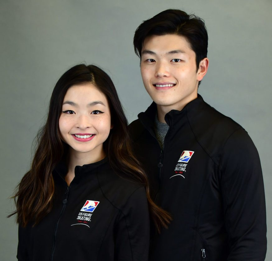 Siblings Maia and Alex Shibutani are the undisputed U.S. stars of the ice dance event at Skate America. (Photo provided by U.S. Figure Skating)