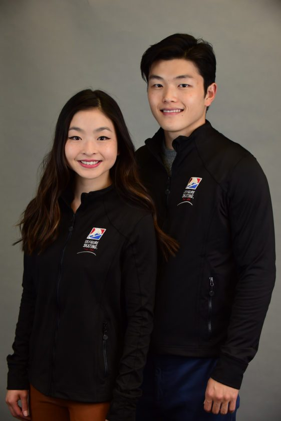 Maia and Alex Shibutani  (Provided photo — U.S. Figure Skating)