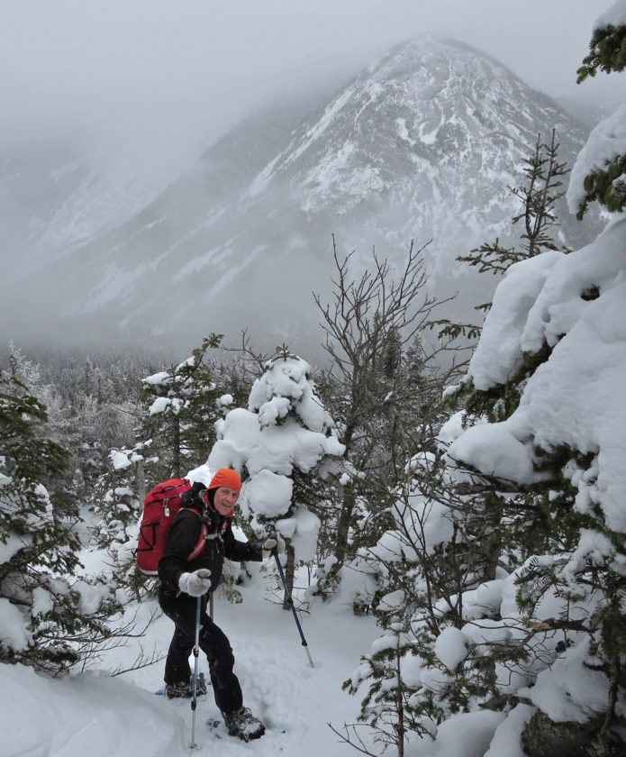 Neil Luckhurst will attempt to raise money for the Adirondack High Peaks Foundation by hiking the 100 highest mountains in the Adirondacks between Dec. 21 and March 21. (Photo provided)