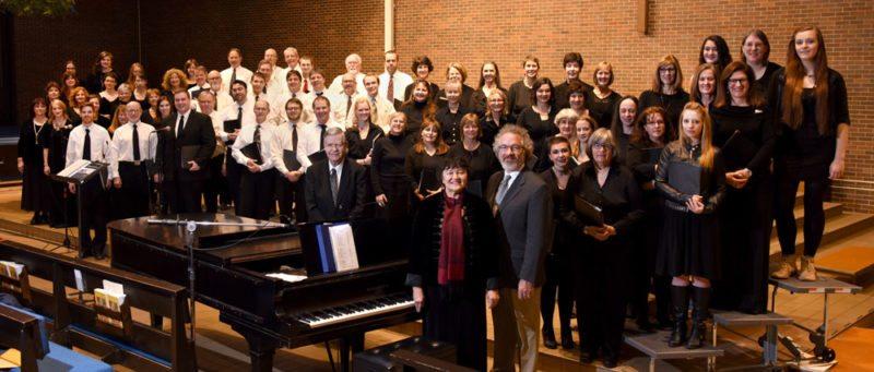 The Northern Lights Choir (Photo provided — Mark Kurtz)