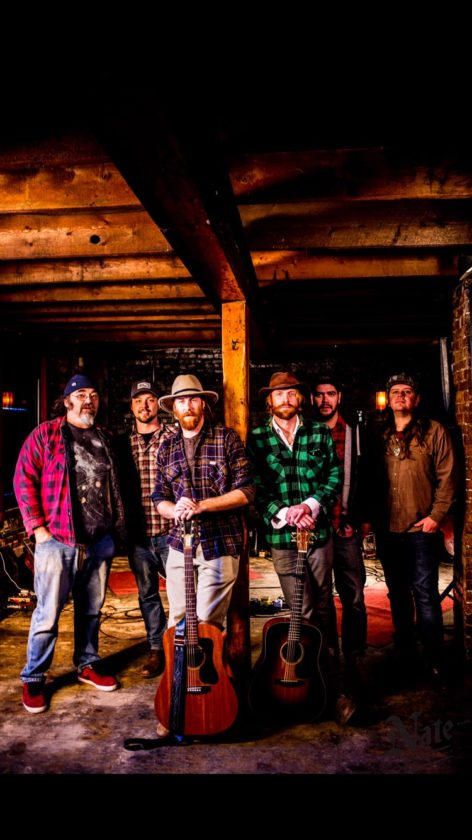 The Mallet Brothers Band from Portland, Maine, have been performing at the Waterhole for the past five years or so, according to venue operator Eric Munley. (Photo provided)