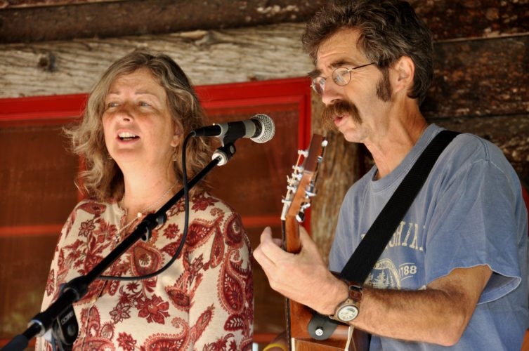 HOLIDAYSHOW — BluSeed Studios , 24 Cedar, St., Saranac Lake, will host a Holiday Show with Peggy Lynn and Dan Duggan at 7:30 p.m. Friday, Dec. 15. Doors open at 7 p.m. General admission is $15 or $12 for BluMembers.  (Photo provided)