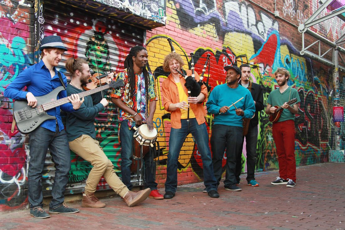 Soulsha will perform two shows at the Harrietstown Hall at 10 and 11 p.m. (Photo provided)
