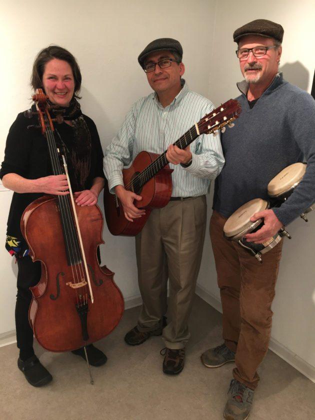 Caramelo Trio (Photo provided)