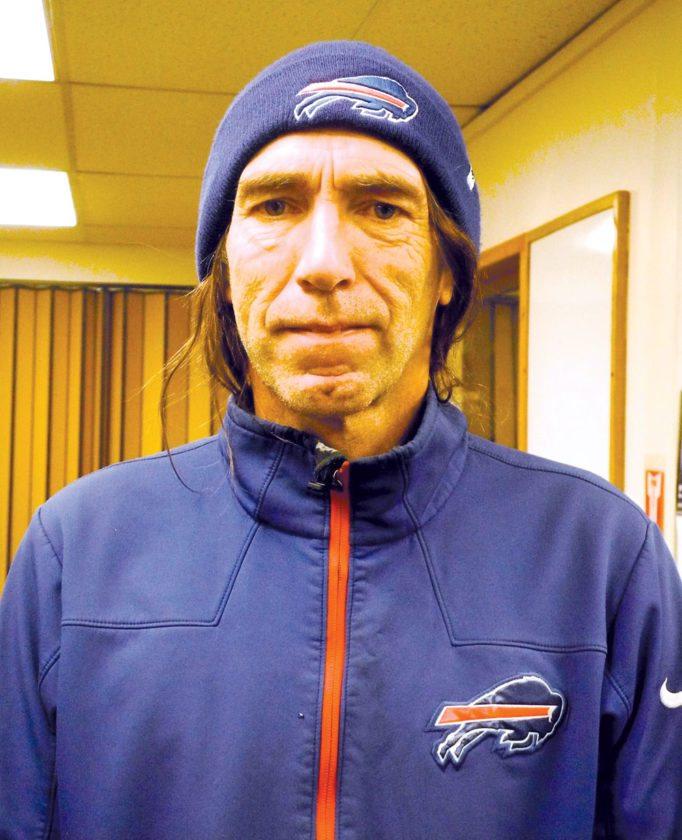 Lou Reuter, Enterprise senior staff writer (Enterprise photo — Peter Crowley)