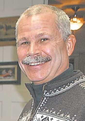 Saranac Lake Mayor Clyde Rabideau (Enterprise file photo — Chris Knight)