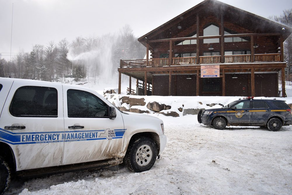 Police ID skier missing on Whiteface Mountain
