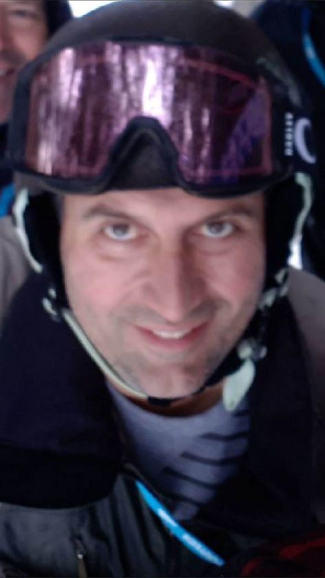 "Constantinos ""Danny"" Filippidis of Toronto was declared missing at Whiteface Mountain Ski Center Feb. 7. He was found alive Tuesday, 2,900 miles away in California. (Photo provided by state police)"