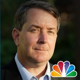 NBC correspondent Kerry Sanders