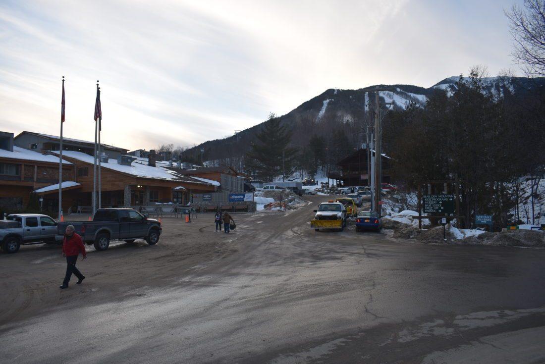 Whiteface Mountain Ski Center in Wilmington is seen Tuesday. (Enterprise photo — Griffin Kelly)