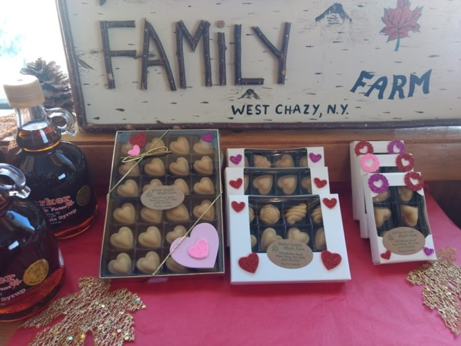 Syrup and Confections are available at Parker Family Maple Farm in West Chazy. (Photo provided by Parker Family Maple Farm)