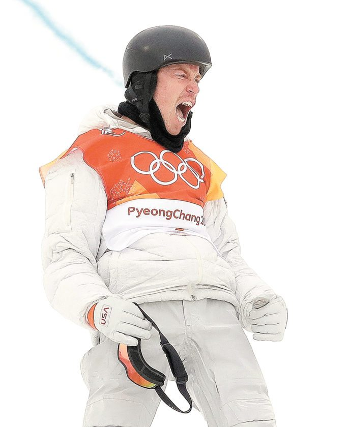 Shaun White deflects sexual harassment questions, calls allegations 'gossip'