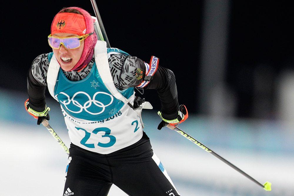 Germany's Laura Dahlmeier wins Women's 10K Pursuit in PyeongChang