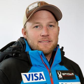 Andrew Weibrecht (Photo provided by U.S. Ski Team)