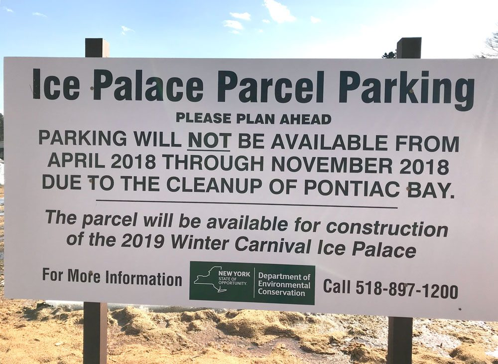pontiac bay cleanup set | news, sports, jobs - adirondack daily