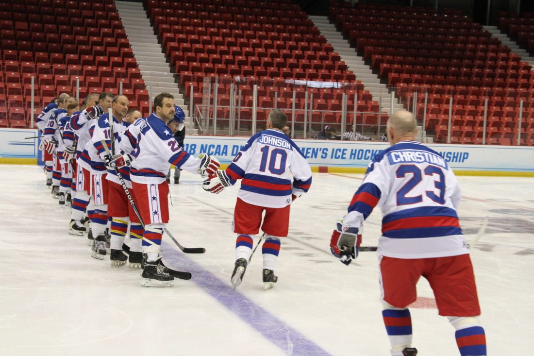 Miracle On Ice Players Back For 4th Fantasy Camp