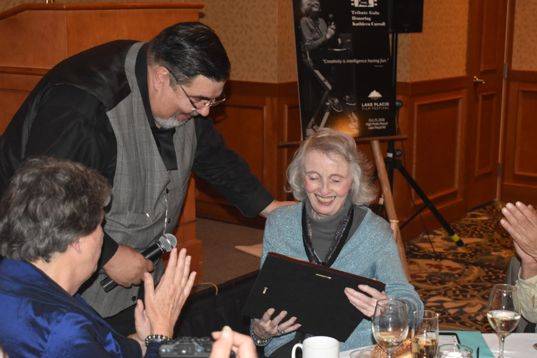 Film Festival Opens With Celebration Of Co Founder Kathleen Carroll