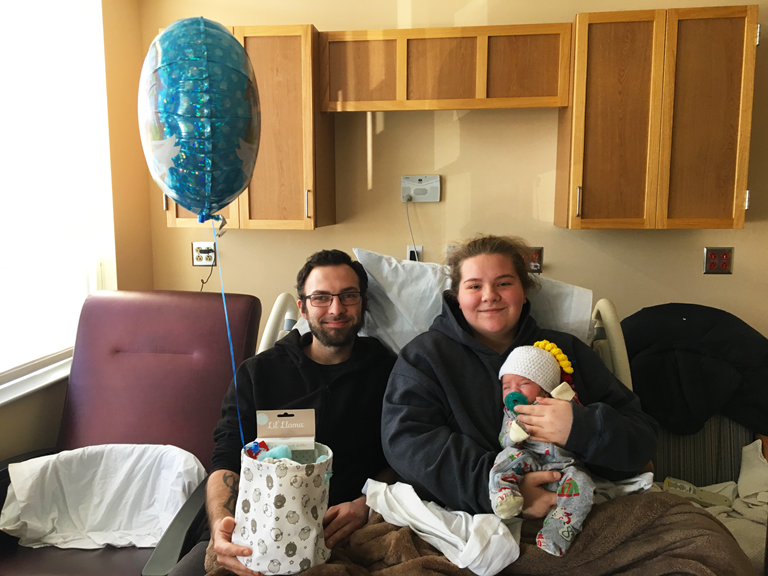 First baby of 2019   News, Sports, Jobs - Adirondack Daily ...