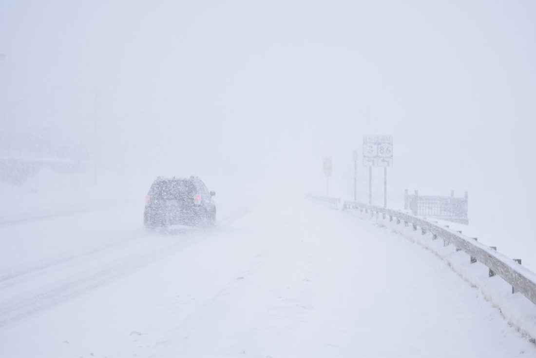 Travel Advisory issued for Cayuga County